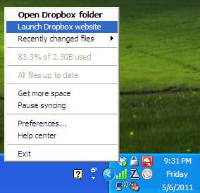 Dropbox saved hours of marking by restoring an accidentally deleted mark file