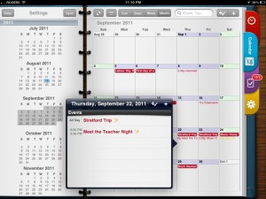 Organize your Life – 10 Reasons to get the Pocket Informant HD iPad App