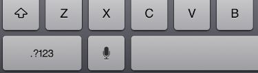 ipad3 keyboard microphone Dragon NaturallySpeaking Versus iPad Dictation   Which One Is Better?