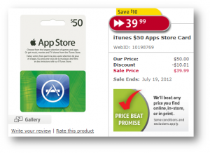 Summer Planning… Oh, and Save $10 on iTunes $50 gift card
