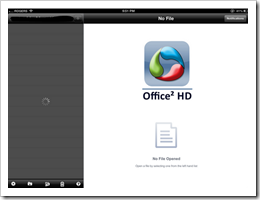 Google drive app makes the iPad an effective tool in the classroom
